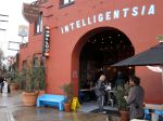 intelligentsia entrance